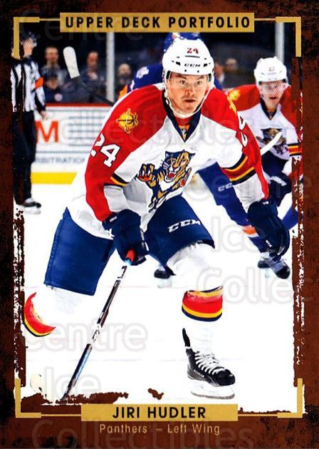 2015-16 Upper Deck Portfolio #135 Jiri Hudler<br/>5 In Stock - $1.00 each - <a href=https://centericecollectibles.foxycart.com/cart?name=2015-16%20Upper%20Deck%20Portfolio%20%23135%20Jiri%20Hudler...&quantity_max=5&price=$1.00&code=705009 class=foxycart> Buy it now! </a>