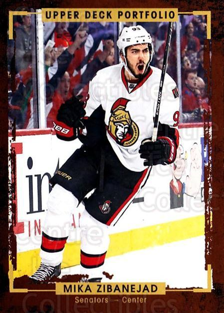 2015-16 Upper Deck Portfolio #152 Mika Zibanejad<br/>5 In Stock - $1.00 each - <a href=https://centericecollectibles.foxycart.com/cart?name=2015-16%20Upper%20Deck%20Portfolio%20%23152%20Mika%20Zibanejad...&quantity_max=5&price=$1.00&code=705026 class=foxycart> Buy it now! </a>