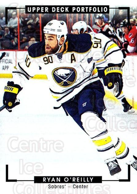 2015-16 Upper Deck Portfolio #281 Ryan O'Reilly<br/>1 In Stock - $3.00 each - <a href=https://centericecollectibles.foxycart.com/cart?name=2015-16%20Upper%20Deck%20Portfolio%20%23281%20Ryan%20O'Reilly...&quantity_max=1&price=$3.00&code=705155 class=foxycart> Buy it now! </a>
