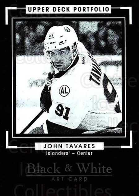 2015-16 Upper Deck Portfolio #290 John Tavares<br/>1 In Stock - $5.00 each - <a href=https://centericecollectibles.foxycart.com/cart?name=2015-16%20Upper%20Deck%20Portfolio%20%23290%20John%20Tavares...&quantity_max=1&price=$5.00&code=705164 class=foxycart> Buy it now! </a>
