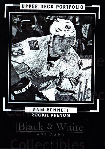 2015-16 Upper Deck Portfolio #331 Sam Bennett<br/>1 In Stock - $10.00 each - <a href=https://centericecollectibles.foxycart.com/cart?name=2015-16%20Upper%20Deck%20Portfolio%20%23331%20Sam%20Bennett...&quantity_max=1&price=$10.00&code=705205 class=foxycart> Buy it now! </a>