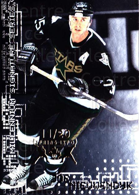 1999-00 BAP Millennium Spring Expo #78 Joe Nieuwendyk<br/>1 In Stock - $10.00 each - <a href=https://centericecollectibles.foxycart.com/cart?name=1999-00%20BAP%20Millennium%20Spring%20Expo%20%2378%20Joe%20Nieuwendyk...&quantity_max=1&price=$10.00&code=705728 class=foxycart> Buy it now! </a>
