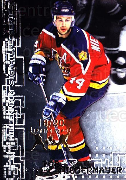1999-00 BAP Millennium Spring Expo #107 Rob Niedermayer<br/>1 In Stock - $10.00 each - <a href=https://centericecollectibles.foxycart.com/cart?name=1999-00%20BAP%20Millennium%20Spring%20Expo%20%23107%20Rob%20Niedermayer...&quantity_max=1&price=$10.00&code=705776 class=foxycart> Buy it now! </a>
