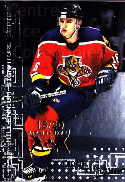 1999-00 BAP Millennium Spring Expo #108 Oleg Kvasha<br/>1 In Stock - $10.00 each - <a href=https://centericecollectibles.foxycart.com/cart?name=1999-00%20BAP%20Millennium%20Spring%20Expo%20%23108%20Oleg%20Kvasha...&quantity_max=1&price=$10.00&code=705777 class=foxycart> Buy it now! </a>