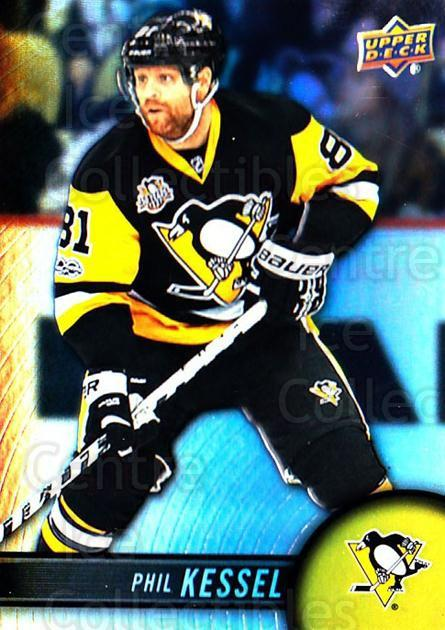 2017-18 Tim Hortons #75 Phil Kessel<br/>12 In Stock - $1.00 each - <a href=https://centericecollectibles.foxycart.com/cart?name=2017-18%20Tim%20Hortons%20%2375%20Phil%20Kessel...&quantity_max=12&price=$1.00&code=706044 class=foxycart> Buy it now! </a>