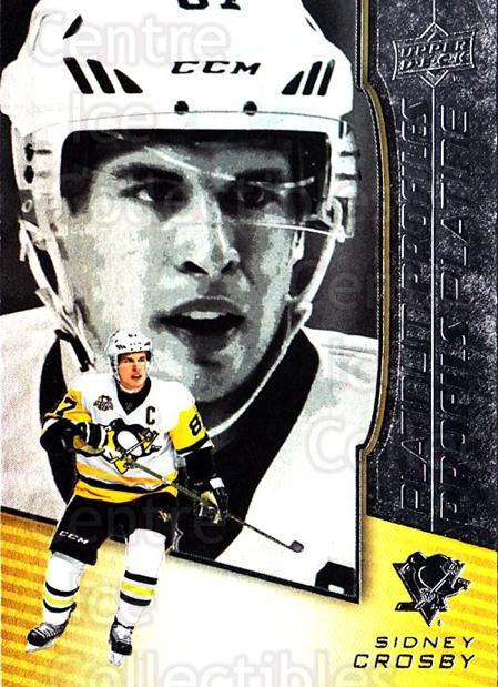 2017-18 Tim Hortons Platinum Profiles #12 Sidney Crosby<br/>5 In Stock - $5.00 each - <a href=https://centericecollectibles.foxycart.com/cart?name=2017-18%20Tim%20Hortons%20Platinum%20Profiles%20%2312%20Sidney%20Crosby...&quantity_max=5&price=$5.00&code=706096 class=foxycart> Buy it now! </a>