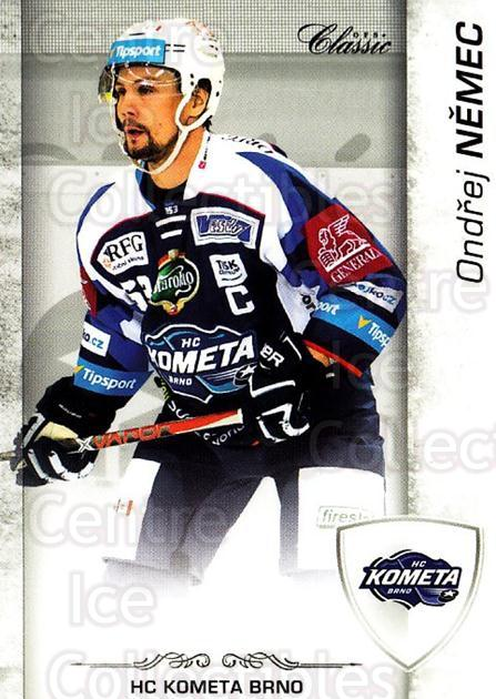 2017-18 Czech OFS Classic #3 Ondrej Nemec<br/>2 In Stock - $2.00 each - <a href=https://centericecollectibles.foxycart.com/cart?name=2017-18%20Czech%20OFS%20Classic%20%233%20Ondrej%20Nemec...&quantity_max=2&price=$2.00&code=706133 class=foxycart> Buy it now! </a>