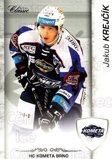 2017-18 Czech OFS Classic #5 Jakub Krejcik<br/>2 In Stock - $2.00 each - <a href=https://centericecollectibles.foxycart.com/cart?name=2017-18%20Czech%20OFS%20Classic%20%235%20Jakub%20Krejcik...&quantity_max=2&price=$2.00&code=706135 class=foxycart> Buy it now! </a>