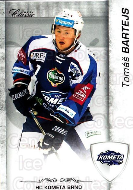 2017-18 Czech OFS Classic #6 Tomas Bartejs<br/>2 In Stock - $2.00 each - <a href=https://centericecollectibles.foxycart.com/cart?name=2017-18%20Czech%20OFS%20Classic%20%236%20Tomas%20Bartejs...&quantity_max=2&price=$2.00&code=706136 class=foxycart> Buy it now! </a>