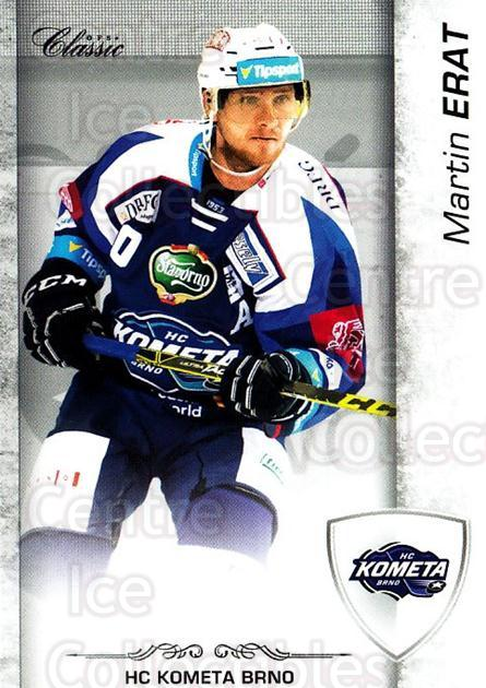 2017-18 Czech OFS Classic #9 Martin Erat<br/>2 In Stock - $2.00 each - <a href=https://centericecollectibles.foxycart.com/cart?name=2017-18%20Czech%20OFS%20Classic%20%239%20Martin%20Erat...&quantity_max=2&price=$2.00&code=706139 class=foxycart> Buy it now! </a>