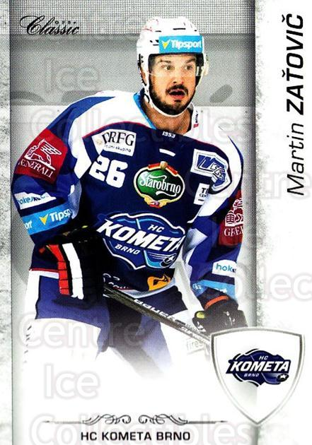 2017-18 Czech OFS Classic #11 Martin Zatovic<br/>2 In Stock - $2.00 each - <a href=https://centericecollectibles.foxycart.com/cart?name=2017-18%20Czech%20OFS%20Classic%20%2311%20Martin%20Zatovic...&quantity_max=2&price=$2.00&code=706141 class=foxycart> Buy it now! </a>