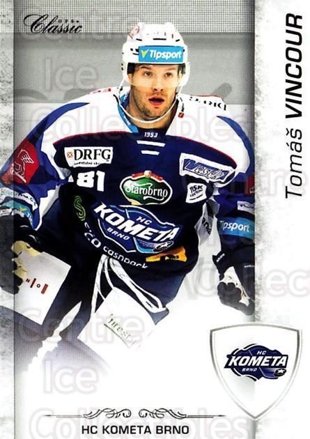 2017-18 Czech OFS Classic #12 Tomas Vincour<br/>1 In Stock - $2.00 each - <a href=https://centericecollectibles.foxycart.com/cart?name=2017-18%20Czech%20OFS%20Classic%20%2312%20Tomas%20Vincour...&quantity_max=1&price=$2.00&code=706142 class=foxycart> Buy it now! </a>