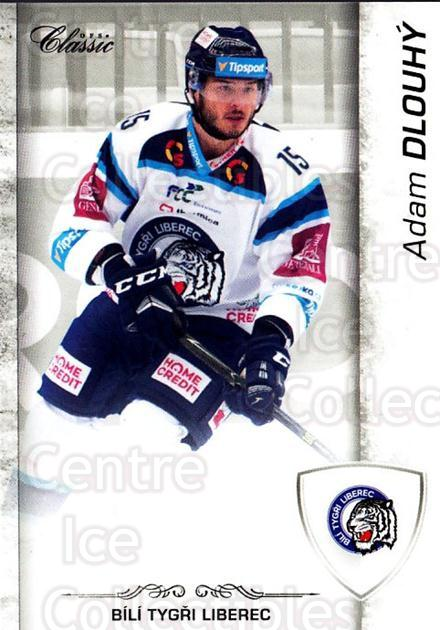 2017-18 Czech OFS Classic #24 Adam Dlouhy<br/>1 In Stock - $2.00 each - <a href=https://centericecollectibles.foxycart.com/cart?name=2017-18%20Czech%20OFS%20Classic%20%2324%20Adam%20Dlouhy...&quantity_max=1&price=$2.00&code=706154 class=foxycart> Buy it now! </a>