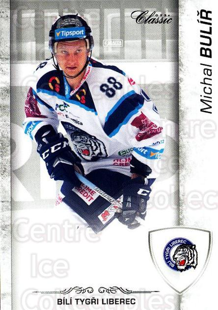 2017-18 Czech OFS Classic #28 Michal Bulir<br/>1 In Stock - $2.00 each - <a href=https://centericecollectibles.foxycart.com/cart?name=2017-18%20Czech%20OFS%20Classic%20%2328%20Michal%20Bulir...&quantity_max=1&price=$2.00&code=706158 class=foxycart> Buy it now! </a>