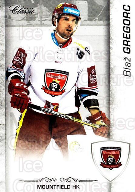 2017-18 Czech OFS Classic #33 Blaz Gregorc<br/>2 In Stock - $2.00 each - <a href=https://centericecollectibles.foxycart.com/cart?name=2017-18%20Czech%20OFS%20Classic%20%2333%20Blaz%20Gregorc...&quantity_max=2&price=$2.00&code=706163 class=foxycart> Buy it now! </a>
