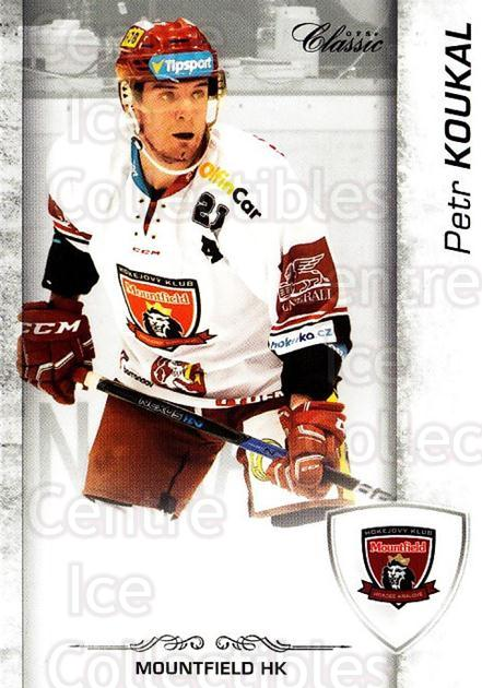2017-18 Czech OFS Classic #38 Petr Koukal<br/>1 In Stock - $2.00 each - <a href=https://centericecollectibles.foxycart.com/cart?name=2017-18%20Czech%20OFS%20Classic%20%2338%20Petr%20Koukal...&quantity_max=1&price=$2.00&code=706168 class=foxycart> Buy it now! </a>