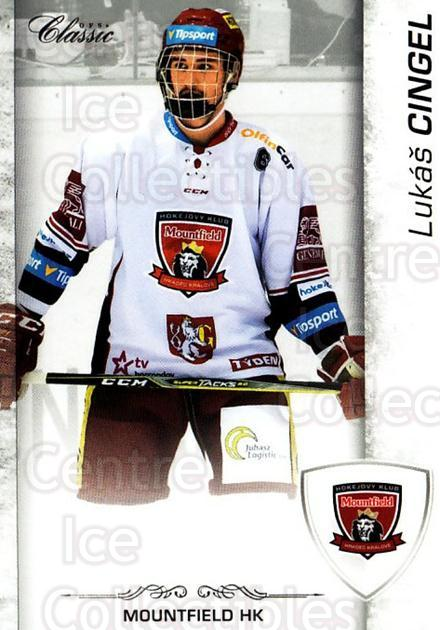 2017-18 Czech OFS Classic #40 Lukas Cingel<br/>2 In Stock - $2.00 each - <a href=https://centericecollectibles.foxycart.com/cart?name=2017-18%20Czech%20OFS%20Classic%20%2340%20Lukas%20Cingel...&quantity_max=2&price=$2.00&code=706170 class=foxycart> Buy it now! </a>