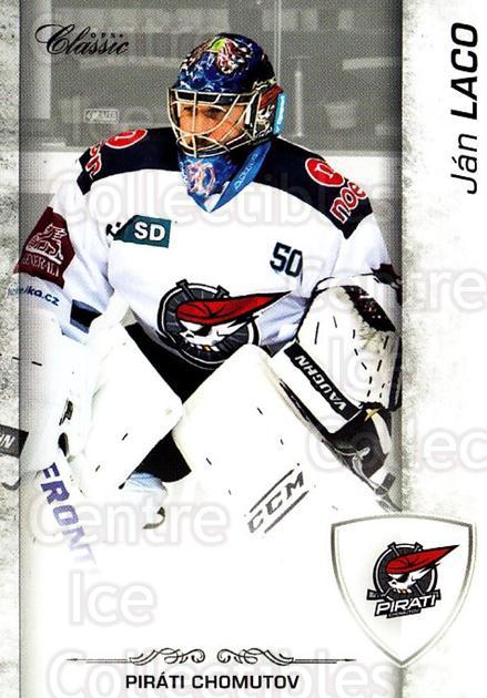2017-18 Czech OFS Classic #44 John Laco<br/>1 In Stock - $2.00 each - <a href=https://centericecollectibles.foxycart.com/cart?name=2017-18%20Czech%20OFS%20Classic%20%2344%20John%20Laco...&quantity_max=1&price=$2.00&code=706174 class=foxycart> Buy it now! </a>