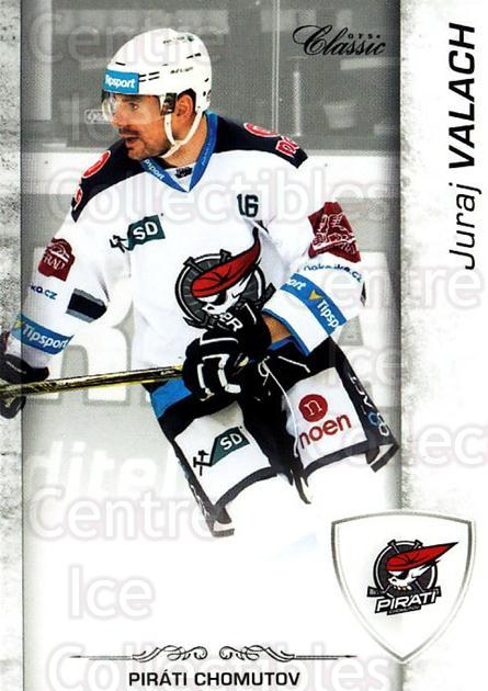 2017-18 Czech OFS Classic #46 Juraj Valach<br/>2 In Stock - $2.00 each - <a href=https://centericecollectibles.foxycart.com/cart?name=2017-18%20Czech%20OFS%20Classic%20%2346%20Juraj%20Valach...&quantity_max=2&price=$2.00&code=706176 class=foxycart> Buy it now! </a>