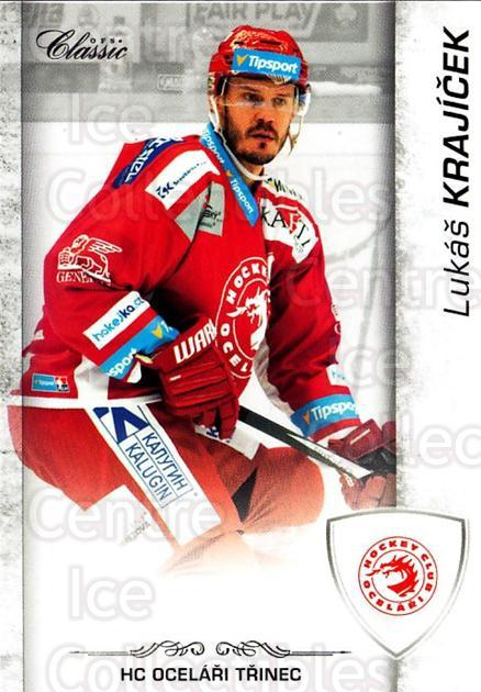2017-18 Czech OFS Classic #60 Lukas Krajicek<br/>1 In Stock - $2.00 each - <a href=https://centericecollectibles.foxycart.com/cart?name=2017-18%20Czech%20OFS%20Classic%20%2360%20Lukas%20Krajicek...&quantity_max=1&price=$2.00&code=706190 class=foxycart> Buy it now! </a>
