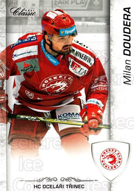 2017-18 Czech OFS Classic #62 Milan Doudera<br/>2 In Stock - $2.00 each - <a href=https://centericecollectibles.foxycart.com/cart?name=2017-18%20Czech%20OFS%20Classic%20%2362%20Milan%20Doudera...&quantity_max=2&price=$2.00&code=706192 class=foxycart> Buy it now! </a>