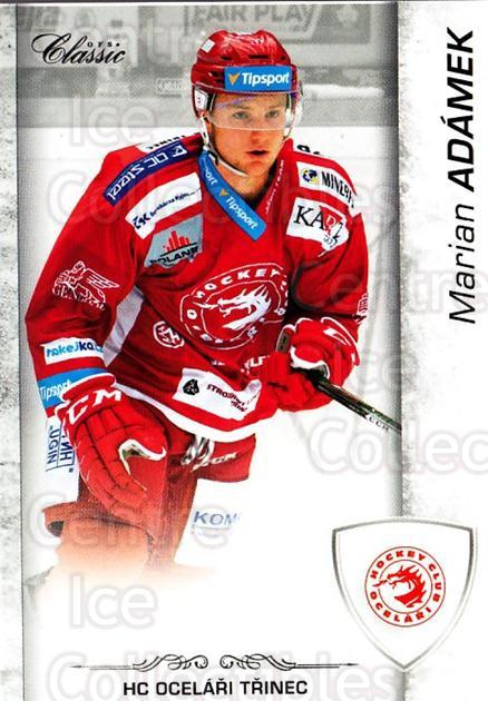 2017-18 Czech OFS Classic #64 Marian Adamek<br/>1 In Stock - $2.00 each - <a href=https://centericecollectibles.foxycart.com/cart?name=2017-18%20Czech%20OFS%20Classic%20%2364%20Marian%20Adamek...&quantity_max=1&price=$2.00&code=706194 class=foxycart> Buy it now! </a>