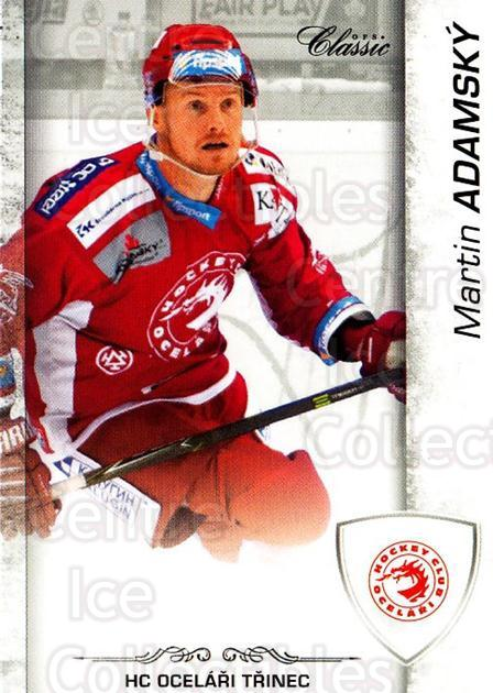 2017-18 Czech OFS Classic #67 Martin Adamsky<br/>2 In Stock - $2.00 each - <a href=https://centericecollectibles.foxycart.com/cart?name=2017-18%20Czech%20OFS%20Classic%20%2367%20Martin%20Adamsky...&quantity_max=2&price=$2.00&code=706197 class=foxycart> Buy it now! </a>