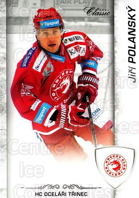 2017-18 Czech OFS Classic #69 Jiri Polansky<br/>2 In Stock - $2.00 each - <a href=https://centericecollectibles.foxycart.com/cart?name=2017-18%20Czech%20OFS%20Classic%20%2369%20Jiri%20Polansky...&quantity_max=2&price=$2.00&code=706199 class=foxycart> Buy it now! </a>