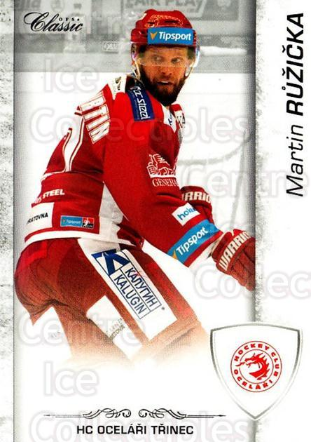 2017-18 Czech OFS Classic #70 Martin Ruzicka<br/>1 In Stock - $2.00 each - <a href=https://centericecollectibles.foxycart.com/cart?name=2017-18%20Czech%20OFS%20Classic%20%2370%20Martin%20Ruzicka...&quantity_max=1&price=$2.00&code=706200 class=foxycart> Buy it now! </a>