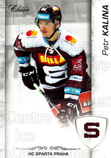 2017-18 Czech OFS Classic #78 Petr Kalina<br/>2 In Stock - $2.00 each - <a href=https://centericecollectibles.foxycart.com/cart?name=2017-18%20Czech%20OFS%20Classic%20%2378%20Petr%20Kalina...&quantity_max=2&price=$2.00&code=706208 class=foxycart> Buy it now! </a>