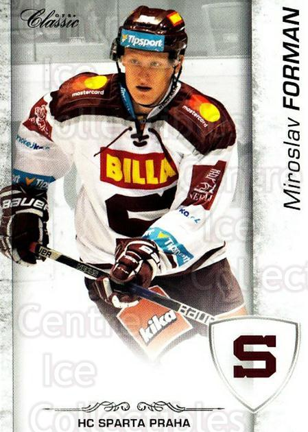 2017-18 Czech OFS Classic #81 Miroslav Forman<br/>2 In Stock - $2.00 each - <a href=https://centericecollectibles.foxycart.com/cart?name=2017-18%20Czech%20OFS%20Classic%20%2381%20Miroslav%20Forman...&quantity_max=2&price=$2.00&code=706211 class=foxycart> Buy it now! </a>