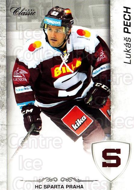 2017-18 Czech OFS Classic #83 Lukas Pech<br/>2 In Stock - $2.00 each - <a href=https://centericecollectibles.foxycart.com/cart?name=2017-18%20Czech%20OFS%20Classic%20%2383%20Lukas%20Pech...&quantity_max=2&price=$2.00&code=706213 class=foxycart> Buy it now! </a>