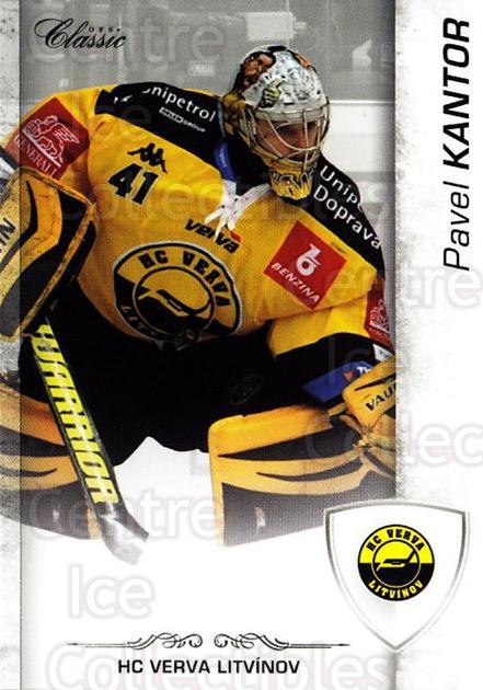 2017-18 Czech OFS Classic #87 Pavel Kantor<br/>1 In Stock - $2.00 each - <a href=https://centericecollectibles.foxycart.com/cart?name=2017-18%20Czech%20OFS%20Classic%20%2387%20Pavel%20Kantor...&quantity_max=1&price=$2.00&code=706217 class=foxycart> Buy it now! </a>