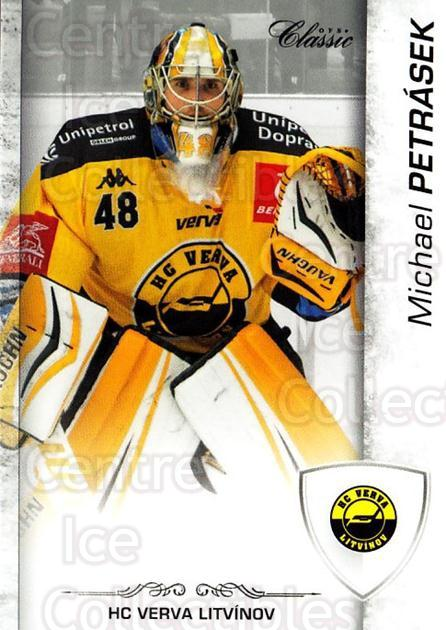 2017-18 Czech OFS Classic #88 Michael Petrasek<br/>1 In Stock - $2.00 each - <a href=https://centericecollectibles.foxycart.com/cart?name=2017-18%20Czech%20OFS%20Classic%20%2388%20Michael%20Petrase...&quantity_max=1&price=$2.00&code=706218 class=foxycart> Buy it now! </a>