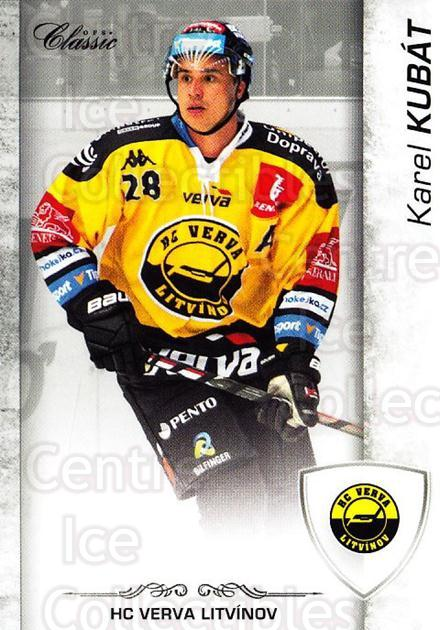 2017-18 Czech OFS Classic #92 Karel Kubat<br/>1 In Stock - $2.00 each - <a href=https://centericecollectibles.foxycart.com/cart?name=2017-18%20Czech%20OFS%20Classic%20%2392%20Karel%20Kubat...&quantity_max=1&price=$2.00&code=706222 class=foxycart> Buy it now! </a>
