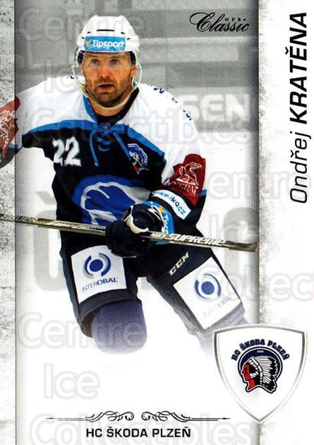 2017-18 Czech OFS Classic #109 Ondrej Kratena<br/>2 In Stock - $2.00 each - <a href=https://centericecollectibles.foxycart.com/cart?name=2017-18%20Czech%20OFS%20Classic%20%23109%20Ondrej%20Kratena...&quantity_max=2&price=$2.00&code=706239 class=foxycart> Buy it now! </a>