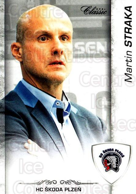 2017-18 Czech OFS Classic #114 Martin Straka<br/>2 In Stock - $2.00 each - <a href=https://centericecollectibles.foxycart.com/cart?name=2017-18%20Czech%20OFS%20Classic%20%23114%20Martin%20Straka...&quantity_max=2&price=$2.00&code=706244 class=foxycart> Buy it now! </a>