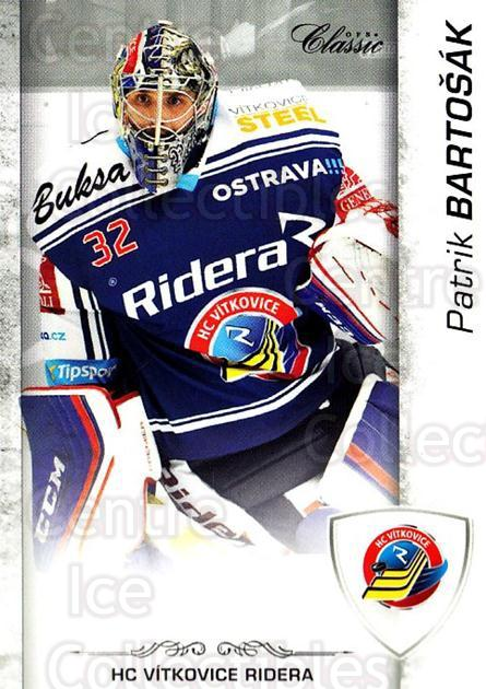 2017-18 Czech OFS Classic #115 Patrik Bartosak<br/>1 In Stock - $2.00 each - <a href=https://centericecollectibles.foxycart.com/cart?name=2017-18%20Czech%20OFS%20Classic%20%23115%20Patrik%20Bartosak...&quantity_max=1&price=$2.00&code=706245 class=foxycart> Buy it now! </a>