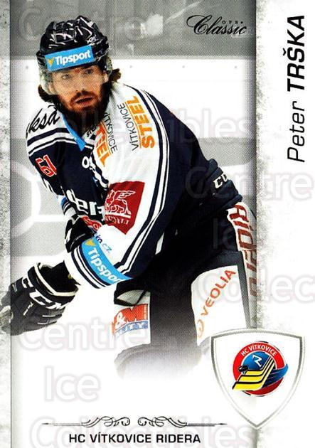 2017-18 Czech OFS Classic #121 Peter Trska<br/>1 In Stock - $2.00 each - <a href=https://centericecollectibles.foxycart.com/cart?name=2017-18%20Czech%20OFS%20Classic%20%23121%20Peter%20Trska...&quantity_max=1&price=$2.00&code=706251 class=foxycart> Buy it now! </a>