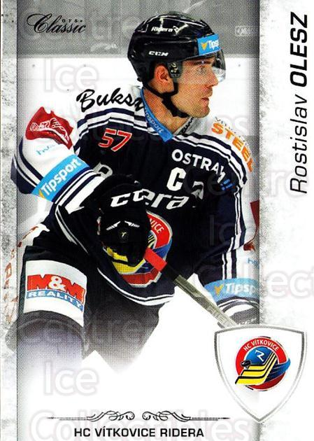 2017-18 Czech OFS Classic #122 Rostislav Olesz<br/>1 In Stock - $2.00 each - <a href=https://centericecollectibles.foxycart.com/cart?name=2017-18%20Czech%20OFS%20Classic%20%23122%20Rostislav%20Olesz...&quantity_max=1&price=$2.00&code=706252 class=foxycart> Buy it now! </a>