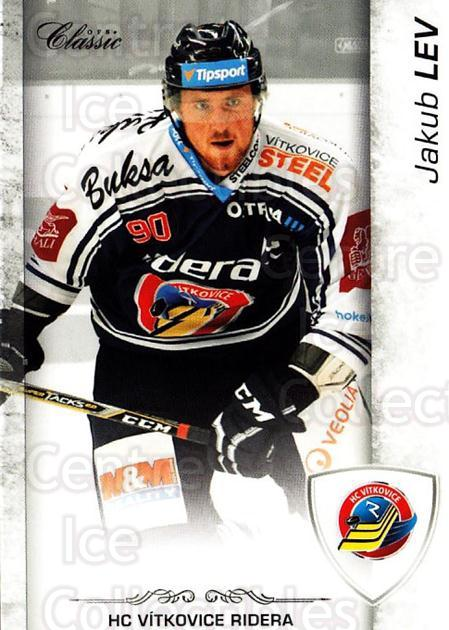 2017-18 Czech OFS Classic #124 Jakub Lev<br/>2 In Stock - $2.00 each - <a href=https://centericecollectibles.foxycart.com/cart?name=2017-18%20Czech%20OFS%20Classic%20%23124%20Jakub%20Lev...&quantity_max=2&price=$2.00&code=706254 class=foxycart> Buy it now! </a>