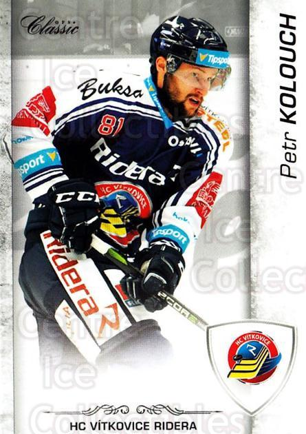 2017-18 Czech OFS Classic #126 Petr Kolouch<br/>2 In Stock - $2.00 each - <a href=https://centericecollectibles.foxycart.com/cart?name=2017-18%20Czech%20OFS%20Classic%20%23126%20Petr%20Kolouch...&quantity_max=2&price=$2.00&code=706256 class=foxycart> Buy it now! </a>