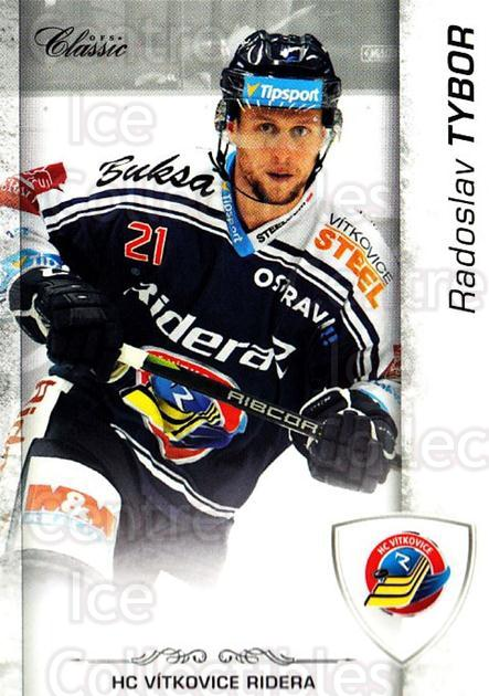 2017-18 Czech OFS Classic #127 Radoslav Tybor<br/>2 In Stock - $2.00 each - <a href=https://centericecollectibles.foxycart.com/cart?name=2017-18%20Czech%20OFS%20Classic%20%23127%20Radoslav%20Tybor...&quantity_max=2&price=$2.00&code=706257 class=foxycart> Buy it now! </a>