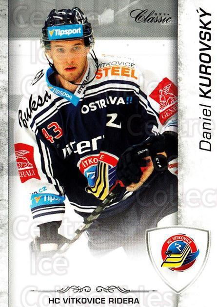 2017-18 Czech OFS Classic #128 Daniel Kurovsky<br/>1 In Stock - $2.00 each - <a href=https://centericecollectibles.foxycart.com/cart?name=2017-18%20Czech%20OFS%20Classic%20%23128%20Daniel%20Kurovsky...&quantity_max=1&price=$2.00&code=706258 class=foxycart> Buy it now! </a>