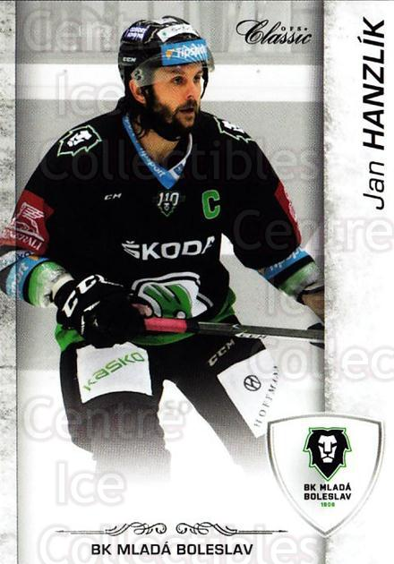 2017-18 Czech OFS Classic #132 Jan Hanzlik<br/>2 In Stock - $2.00 each - <a href=https://centericecollectibles.foxycart.com/cart?name=2017-18%20Czech%20OFS%20Classic%20%23132%20Jan%20Hanzlik...&quantity_max=2&price=$2.00&code=706262 class=foxycart> Buy it now! </a>