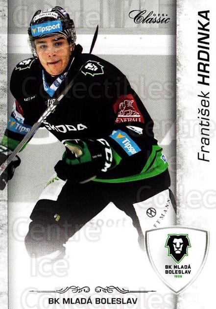 2017-18 Czech OFS Classic #134 Frantisek Hrdinka<br/>2 In Stock - $2.00 each - <a href=https://centericecollectibles.foxycart.com/cart?name=2017-18%20Czech%20OFS%20Classic%20%23134%20Frantisek%20Hrdin...&quantity_max=2&price=$2.00&code=706264 class=foxycart> Buy it now! </a>