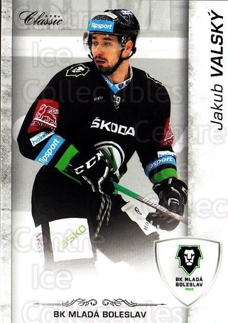 2017-18 Czech OFS Classic #138 Jakub Valsky<br/>2 In Stock - $2.00 each - <a href=https://centericecollectibles.foxycart.com/cart?name=2017-18%20Czech%20OFS%20Classic%20%23138%20Jakub%20Valsky...&quantity_max=2&price=$2.00&code=706268 class=foxycart> Buy it now! </a>