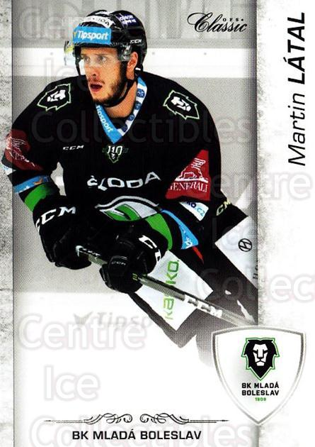 2017-18 Czech OFS Classic #139 Martin Latal<br/>1 In Stock - $2.00 each - <a href=https://centericecollectibles.foxycart.com/cart?name=2017-18%20Czech%20OFS%20Classic%20%23139%20Martin%20Latal...&quantity_max=1&price=$2.00&code=706269 class=foxycart> Buy it now! </a>