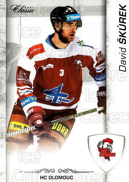 2017-18 Czech OFS Classic #146 David Skurek<br/>2 In Stock - $2.00 each - <a href=https://centericecollectibles.foxycart.com/cart?name=2017-18%20Czech%20OFS%20Classic%20%23146%20David%20Skurek...&quantity_max=2&price=$2.00&code=706276 class=foxycart> Buy it now! </a>