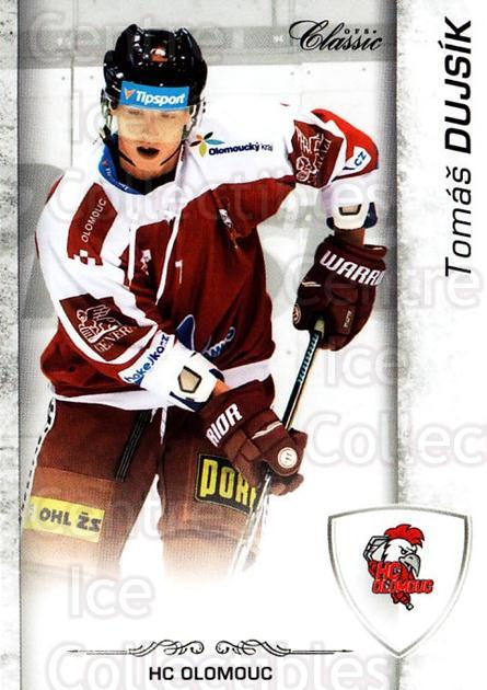 2017-18 Czech OFS Classic #150 Tomas Dujsik<br/>2 In Stock - $2.00 each - <a href=https://centericecollectibles.foxycart.com/cart?name=2017-18%20Czech%20OFS%20Classic%20%23150%20Tomas%20Dujsik...&quantity_max=2&price=$2.00&code=706280 class=foxycart> Buy it now! </a>